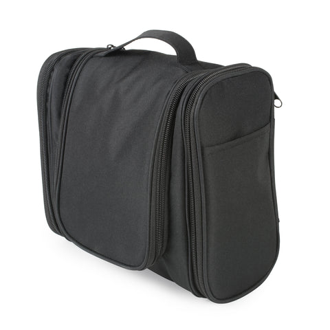 Toiletry Bag - Black - Bucky Products Wholesale