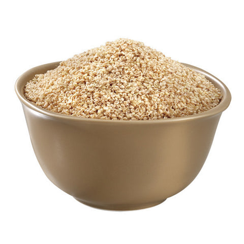 1 lb. Millet Hulls Yellow, Pillow FIlling - Bucky Products
