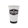 20 CASES - 12 OZ. CUSTOM PRINTED COFFEE CUPS - 50% DEPOSIT REQUIRED - $61.96/CS - CarryOut Supplies