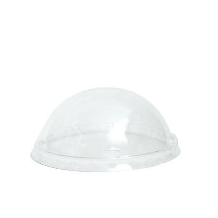 12 oz. Dome Lids for Paper Yogurt Cups | Yogurt Cup Lids | Carryoutsupplies.com - CarryOut Supplies