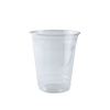 98mm DISPOSABLE CLEAR PET PLASTIC COLD CUP FOR 12/14 OZ. 1000pcs/cs - CarryOut Supplies