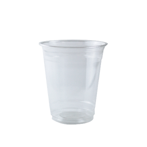 12/14 OZ (98MM) PET PLASTIC CUPS, CLEAR - 1,000/CS - CarryOut Supplies