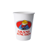 20 CASES - 12 OZ. CUSTOM PRINTED PAPER SODA CUPS 1000 PCS/CS - 50% DEPOSIT REQUIRED - $47.86/CS - CarryOut Supplies