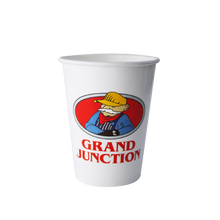 Load image into Gallery viewer, 20 CASES - 12 OZ. CUSTOM PRINTED PAPER SODA CUPS 1000 PCS/CS - 50% DEPOSIT REQUIRED - $47.86/CS - CarryOut Supplies