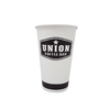 40 CASES - 12 OZ. CUSTOM PRINTED COFFEE CUPS - 50% DEPOSIT REQUIRED- $72.50/CS - CarryOut Supplies