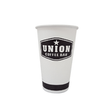 30 CASES - 12 OZ. CUSTOM PRINTED COFFEE CUPS - 50% DEPOSIT REQUIRED - $74.75/CS