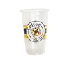 30 CASES - 16OZ CUSTOM PET CLEAR CUPS 1000PCS/CS - 2 COLORS - 50% DEPOSIT REQUIRED - $80.00/CS - CarryOut Supplies