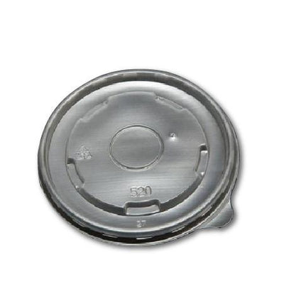 16 oz. Flat Lids for Paper Yogurt Cups | Yogurt Cup Lids | Carryoutsupplies.com - CarryOut Supplies