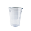 DISPOSABLE CLEAR PLASTIC COLD CUP FOR 16 OZ. - CarryOut Supplies