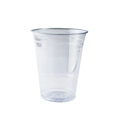 16 OZ (98MM) PET PLASTIC CUPS, CLEAR - 1,000/CS - CarryOut Supplies