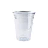 DISPOSABLE CLEAR PLASTIC COLD CUP FOR 16 OZ.