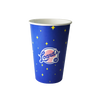 20 CASES - 16 OZ. CUSTOM PRINTED PAPER SODA CUPS 1000 PCS/CS - 50% DEPOSIT REQUIRED - $54.76/CS - CarryOut Supplies