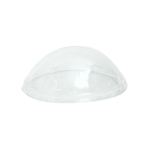 16 oz. Dome Lids for Paper Yogurt Cups | Yogurt Cup Lids | Carryoutsupplies.com - CarryOut Supplies