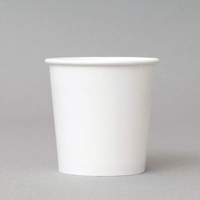 16 OZ. PAPER ICE CREAM CONTAINER - WHITE - 1000 PCS/CS - CarryOut Supplies