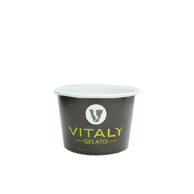 4 OZ. CUSTOM PRINTED YOGURT CUPS  - 50% DEPOSIT REQUIRED - FROM $0.0579 TO $0.0469 CENTS PER CUP - CarryOut Supplies