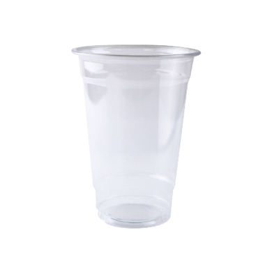 20 OZ (98MM) PET PLASTIC CUPS, CLEAR - 1,000/CS - CarryOut Supplies