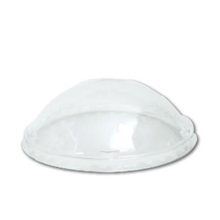 24 oz. and/or 32 oz. Dome Lids for Paper Yogurt Cups | Yogurt Cup Lids | Carryoutsupplies.com - CarryOut Supplies