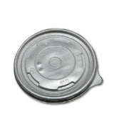 24 oz. and/or 32 oz. Flat Lids for Paper Yogurt Cups | Yogurt Cup Lids | Carryoutsupplies.com