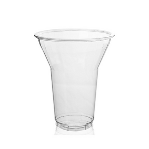 12OZ PET PLASTIC PARFAIT CUP (95MM), CLEAR - 1,000/CS - CarryOut Supplies