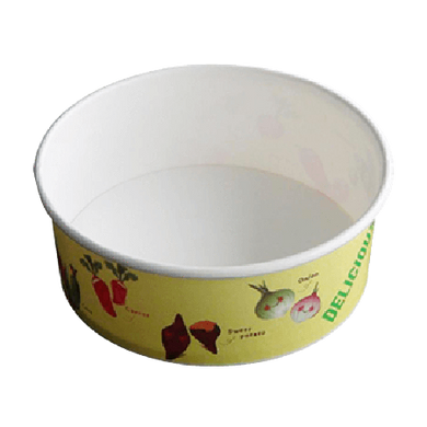 30 OZ. CUSTOM PRINTED YOGURT CUPS - 50% DEPOSIT REQUIRED - FROM $0.129 TO $0.11 CENTS PER CUP - CarryOut Supplies