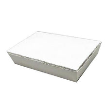 Load image into Gallery viewer, PAPER FOOD BOX (32 OZ.) - Plain White - CarryOut Supplies