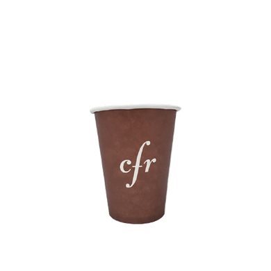 50 CASES - 4 OZ. CUSTOM PRINTED COFFEE CUPS - 50% DEPOSIT REQUIRED - $53.00/CS - CarryOut Supplies