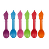 ASSORTED ECO - SWIRL SPOONS - (Item: 16219) - CarryOut Supplies