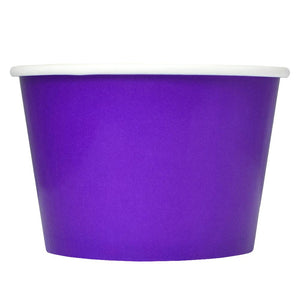Yogurt/Soup Paper Cup 8OZ (90MM) - CarryOut Supplies