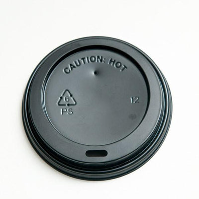 COFFEE SIPPER LIDS 10-24 OZ. PAPER HOT CUPS - CarryOut Supplies