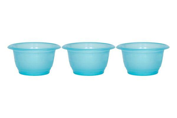 SAPPHIRE DESSERT CUPS 4 OZ - BLUE - 1,000 CUPS/CS - CarryOut Supplies