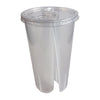 24OZ. (12OZ/12OZ) PP PLASTIC SPLIT TAI CHI CUP 95MM - 250PCS/CS - (ITEM: TCC-01A) - CarryOut Supplies