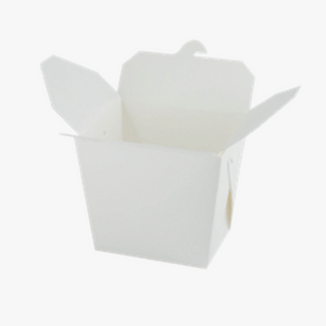 Microwavable Paper Pail - CarryOut Supplies