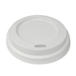Hot Drink Cup Lid (Sipper) - CarryOut Supplies