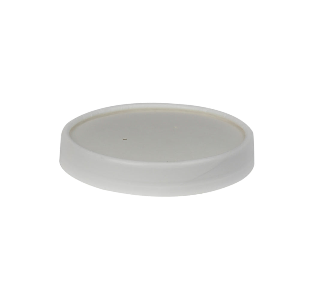 Ice Cream Cup Paper Lid - CarryOut Supplies