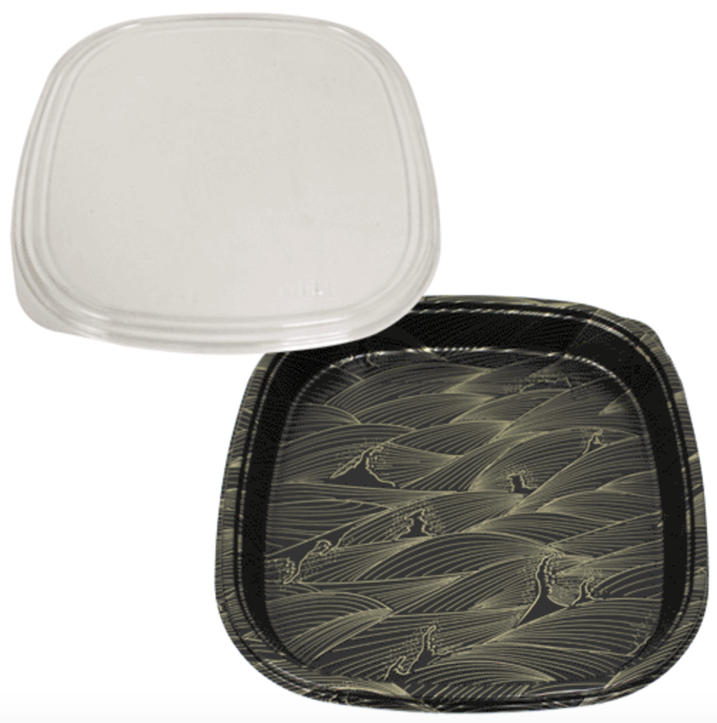 PARTY TRAYS | KAKU 5 LARGE | CARRYOUTSUPPLIES.COM - (Item: 65001) - CarryOut Supplies