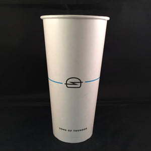 Custom Printed Cold Drink Paper Cup - CarryOut Supplies