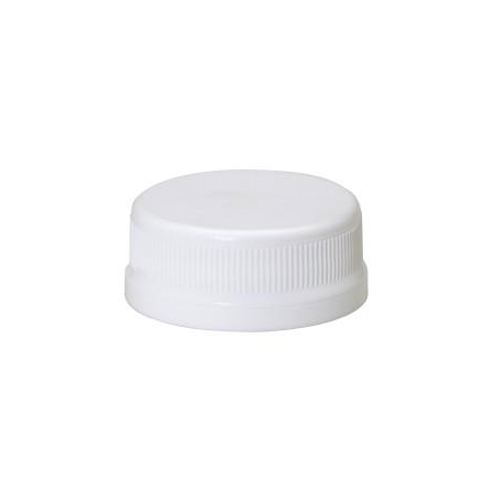 38 MM TAMPER SEAL CAPS - WHITE - 1000 PCS/CS - CarryOut Supplies