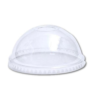 98 MM DOME LIDS FOR PLASTIC COLD CUPS - CarryOut Supplies