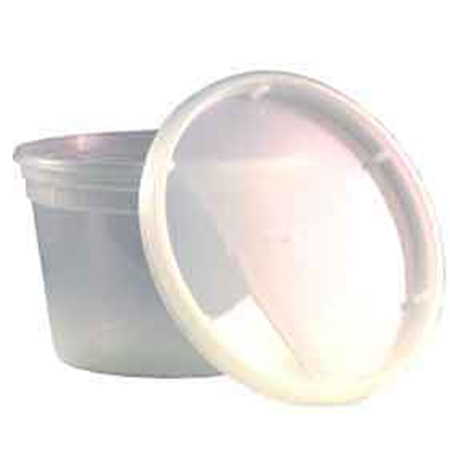 Soup Container / Lid | Take Out - Food Containers | Carryoutsupplies.com - CarryOut Supplies