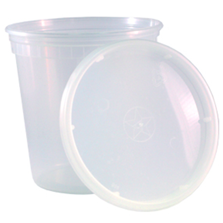 Soup Container #32 | Take Out - Food Containers | Carryoutsupplies.com - CarryOut Supplies