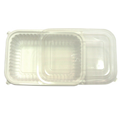 24 oz. Trays W/ Lid | Take Out - Food Containers | Carryoutsupplies.com - CarryOut Supplies