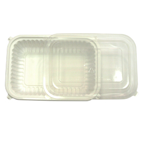 24 oz. Trays W/ Lid | Take Out - Food Containers | Carryoutsupplies.com