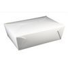 #3 PAPER E-PAK TAKE-OUT BOX, WHITE - 200 PCS/CS - CarryOut Supplies