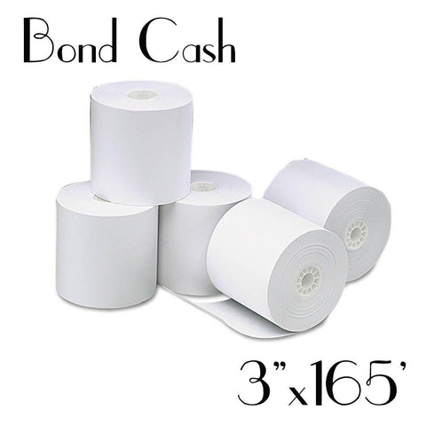 1-PLY BOND CASH REGISTER PAPER 3