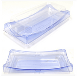 MH-30 SUSHI CONTAINER LIDS & TRAYS | CARRYOUTSUPPLIES.COM - (Item: 65008)