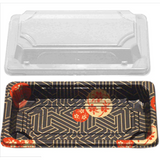 SUSHI CONTAINERS (163 X 88 X 77 MM) - 800 PCS/CS - (Item: YP-0.4)