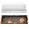 SUSHI CONTAINERS (216 X 90 X 18 MM) - 500 PCS/CS - (Item: YP-0.6) - CarryOut Supplies