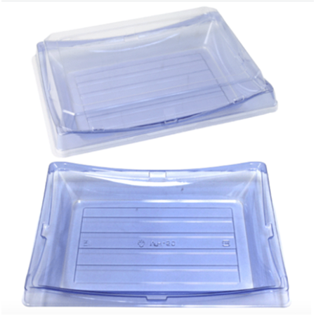 MH-50 SUSHI CONTAINER LIDS & TRAYS | CARRYOUTSUPPLIES.COM - (Item: 65016) - CarryOut Supplies
