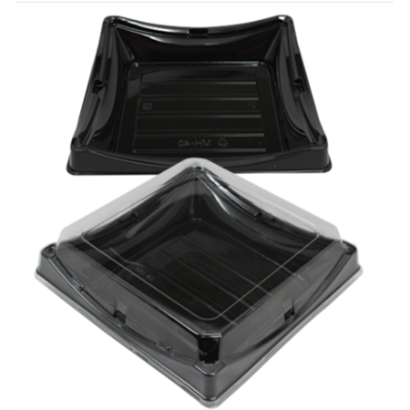 MH-40B  SUSHI CONTAINER LIDS & TRAYS | CARRYOUTSUPPLIES.COM - (Item: 65017)
