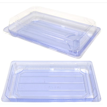 SUSHI CONTAINER LIDS & TRAYS | CARRYOUTSUPPLIES.COM